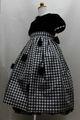(G-100-7)ポンポネットのドレス