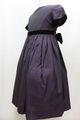 (G-110-1)mille feuilleのパープルのドレス110cm