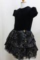 (G-115-1)ブラックドレス