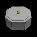八角宝石箱 骨格
