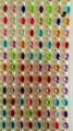 デコステッカー17:パール&カラーしずくMIX