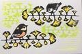 ポストカード・銀杏並木にて(28)