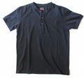SOLID HENRY TEE
