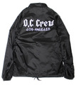 BIG LOGO COACH JACKET
