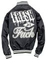 FRESH AS FUCK AWARD JACKET