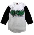 O.C GRAFF BASE BALL TEE