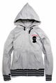 CAT FIGHT FULL ZIP PARKA