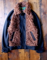 WOOL GRIZZLY JACKET