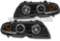 BMW E46 クーペ 2D プロジェクター LED イカリング 前期