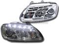 VW トゥーラン デビルアイ プロジェクター LED