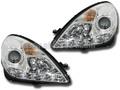 ベンツ R171 SLK プロジェクター LED デイライト DRL