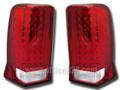 キャデラック エスカレード LEDテール 02-06 LED