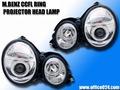 ベンツ E W210 CCFL イカリング ヘッドライト