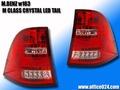 ベンツ M ML w163 LEDテール LED 163