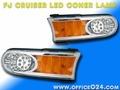 FJクルーザー LED パーク シグナル コーナーランプ
