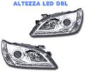 アルテッツァ LED DRL デイライト イカリング ヘッドライト