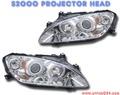 ホンダ S2000 CCFL イカリング LEDデイライト 前期用