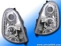 V35 スカイライン セダン イカリング LED デイライト