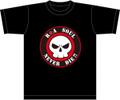旧ロゴTシャツ(復刻レッド)