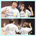 ゆりりTシャツ 2017 MIRAi-DORI