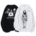 OILWORKS LONG T-SHIRTS