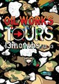 [予約商品 12/11発売] OILWORKS / OIL WORKS TOURS 13months / 12→13 [DVD+初回特典CD]