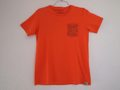 Pocket T-shirts x FUJITO (Orange / s size)