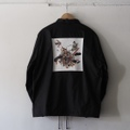 FSB COACH JACKET  [Popy Oil Collection]