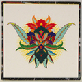 "POPYOIL CANVAS PRINT WORKS ""Soloal One Flower"""