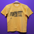 &quot;oilfilm&quot; Youth T-Shirts (Kids) [Yello x Black]