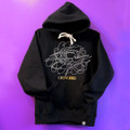 &quot;tag&quot; Men's  [PULL HOOD / BLACK]
