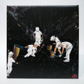 "POPYOIL CANVAS PRINT WORKS ""HUMAN or HiGHer"""