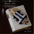 【キット販売】ルノワールのドレスを着たオールビスクミニョネット(18cm)