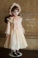 【型紙】さくら色トリステのドレスの型紙(FB-16JSサイズ)
