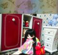 おもちゃばこドール 2018 Summer 「お人形と A」展示会会場にて販売