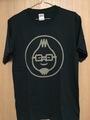 らっぷびとTシャツ(黒)
