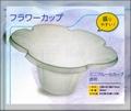 ミニフル-ルカップ[800枚入]透明フラワ-カップ(カキ氷容器)