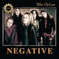 NEGATIVE War of love [CD]
