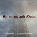 Konstantin Jambazov - Humans and Gods [CD]