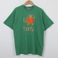 "I LOVE TOYA    JAPAN MADE T-SHIRTS ""LIGHT FIT"" [Lakeside forest/green]"