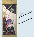 戸田屋商店さんの てぬぐい専用 タペストリー棒