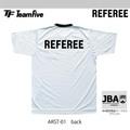 【ARST-01】チームファイブ バスケット セカンドユニフォーム レフリーシャツ