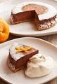 【季節限定】チョコレートチーズケーキ