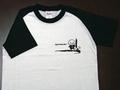 【拝ボー】イベント記念Tシャツ:ホワイト×ブラック