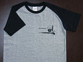 【拝ボー】イベント記念Tシャツ:グレー×ブラック