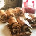 金曜日はスペシャルパンの日 3月26日はぐるぐるチョコチップ(2本セット)
