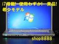 【 i7-2640M 美品 BIOS 140時間 】 B10FD4YU ☆新品500GB 4G