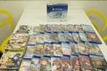 ※美品ランクS※Playstation Vita WiFi カーキ/BK 2000+PSVソフト3本(ランダム)付