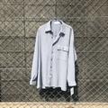 ARAMIS light blue wrinkle shirt