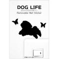 ステッカー<DOG LIFE 2>